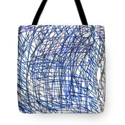 Mind At War Tote Bag