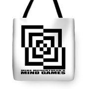 Mind Games 10se Tote Bag