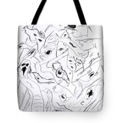 Mind In Motion 4 17042 Tote Bag