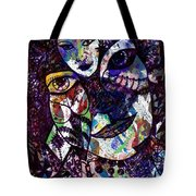 Mind Reader Tote Bag