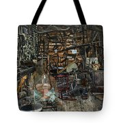 Mindin' The Store Tote Bag