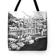 Minemata Tote Bag
