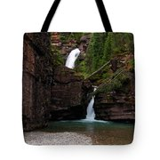 Mineral Creek Falls Tote Bag