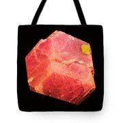 Minereality #2 Grossular Tote Bag