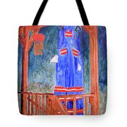 Miner's Overalls Tote Bag