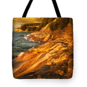 Miner's Point Tote Bag