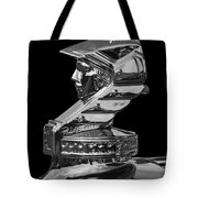 Minerva Hood Ornament Tote Bag