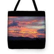 Mingus Sunset 052814cc Tote Bag