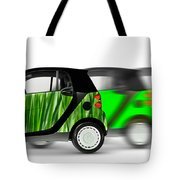 Mini Cars Tote Bag