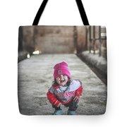 Mini Farmer Tote Bag by Viviana Nadowski