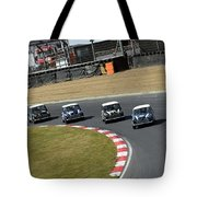 Mini Festival Brands Hatch Tote Bag