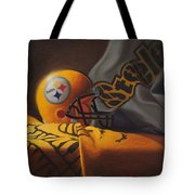 Mini Helmet Commemorative Edition Tote Bag