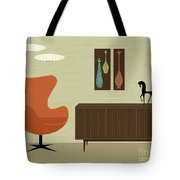 Mini Mosaics Tote Bag