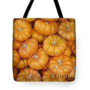 Mini Pumpkins Card Tote Bag