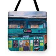Mini Super Diana Tote Bag