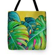 Mini Tropicals 3 Tote Bag