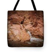 Miniature Waterfall Tote Bag