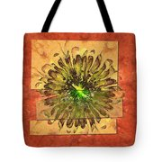 Minimaxes Fabric Flower  Id 16164-054727-17021 Tote Bag