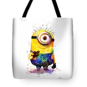 Minion 4 Tote Bag