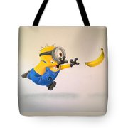Minion Tote Bag