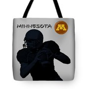 Minnesota Football Tote Bag