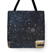 Minnesota Snow Tote Bag