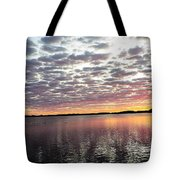 Minnesota Sunrise Tote Bag