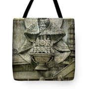 Minor Basilica Of The Holy Child Tote Bag