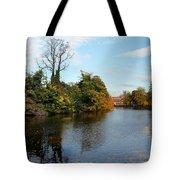 Minster Pool Lichfield Tote Bag