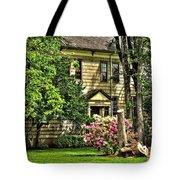 Minthorn Hall Tote Bag