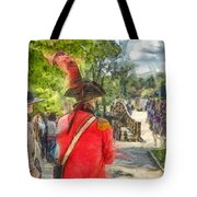 Minuteman And Redcoat Concord Ma Pencil Tote Bag