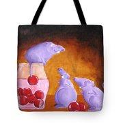 Mioummmmmmmmmm Cherriesssssssssss Tote Bag
