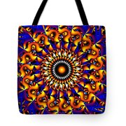 Miracles In Motion Tote Bag