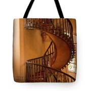 Miraculous Staircase Tote Bag