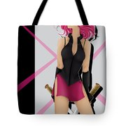 Mirai Tote Bag by Sandra Hoefer