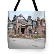Miramont Castle Tote Bag