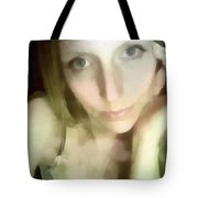 Miriam By Monitors Glow Tote Bag