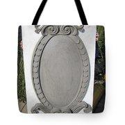 Mirror Base Tote Bag