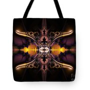 Mirror Gateway / Holga Effect Tote Bag