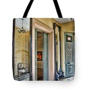 mirror in the palace of the Iturriza Tote Bag