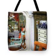 Mirror Reflections Tote Bag