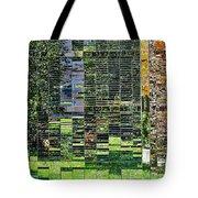 Mirrored Landscape Tote Bag
