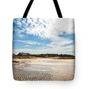 Mirrored Ripples Tote Bag
