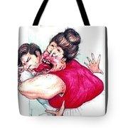 Misletoe Tote Bag