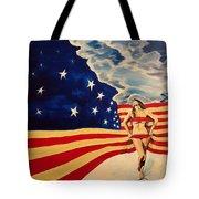 Miss America? Tote Bag