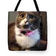 Miss Boots Tote Bag