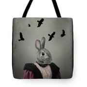 Miss Bunny And Crows Tote Bag