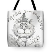 Miss E-mouse Tote Bag