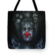 Miss Earth  Tote Bag