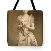 Miss Grace Woodhouse Tote Bag